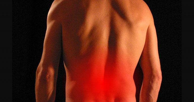 Ständig Rückenschmerzen
