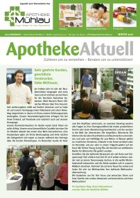 Kundenzeitung Winter 2016 Apotheke Mühlau
