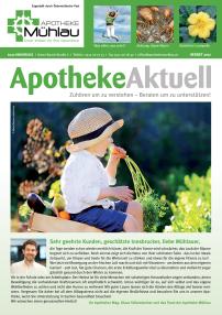 Kundenzeitung Herbst 2017 Apotheke Mühlau