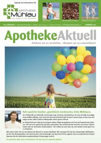Kundenzeitung Sommer 2017 Apotheke Mühlau