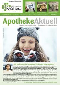 Kundenzeitung Winter 2017 Apotheke Mühlau