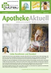 Kundenzeitung Winter 2018 Apotheke Mühlau