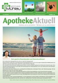 Kundenzeitung Sommer 2019 Apotheke Mühlau